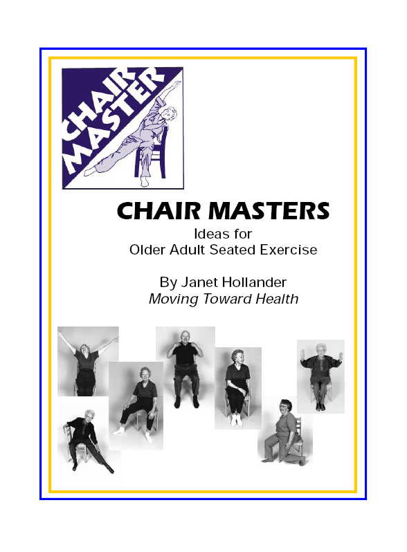 Chairmaster Exercises Book